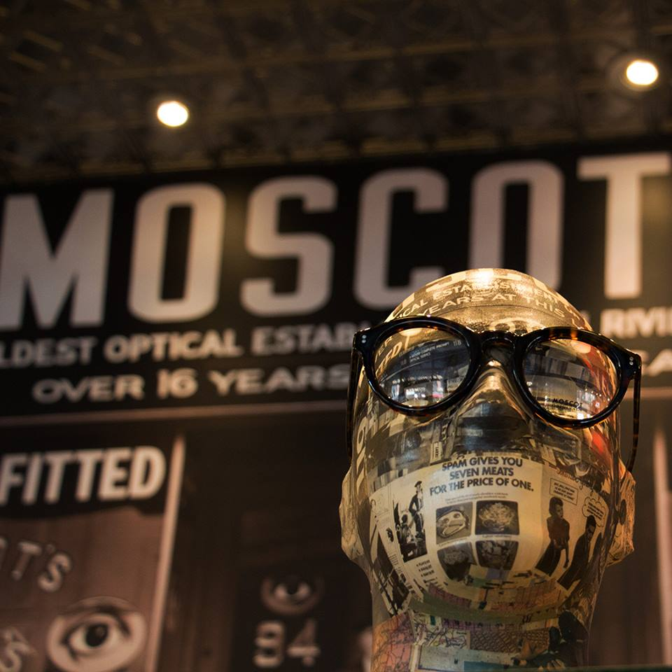 18b0425ed03b The Moscot story took a definitive turn with the opening of its first store  in 1915.